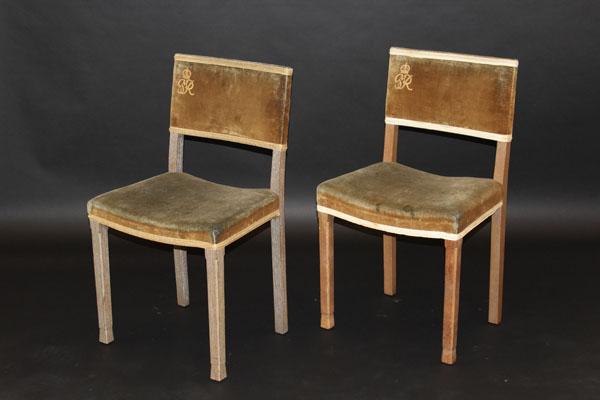 George Coronation Chairs.JPG