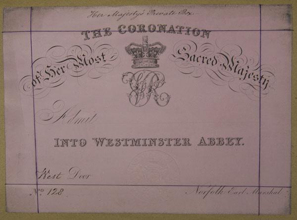 Queen Victoria Coronation Pass.jpg