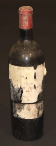 A single bottle of Château Mouton Rothschild 1916 could achieve £2,000 or more