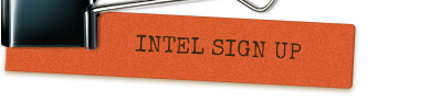 Intel sign up